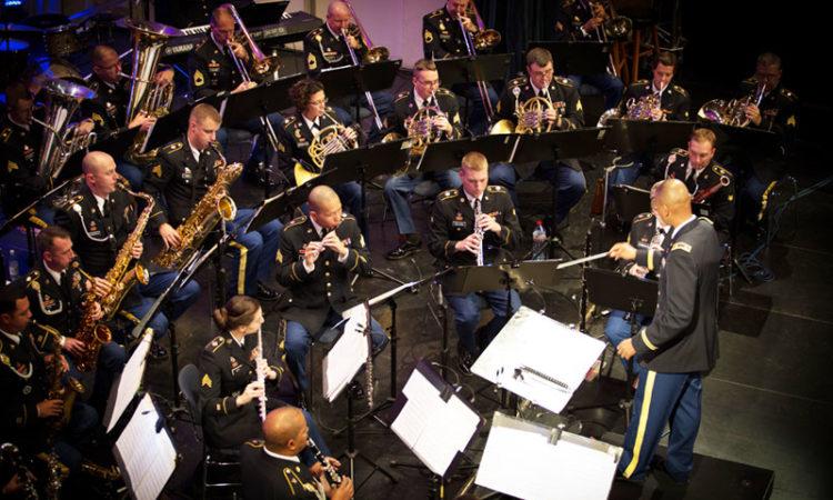 Оркестр Армии США в Европе (Фото: USAREUR)