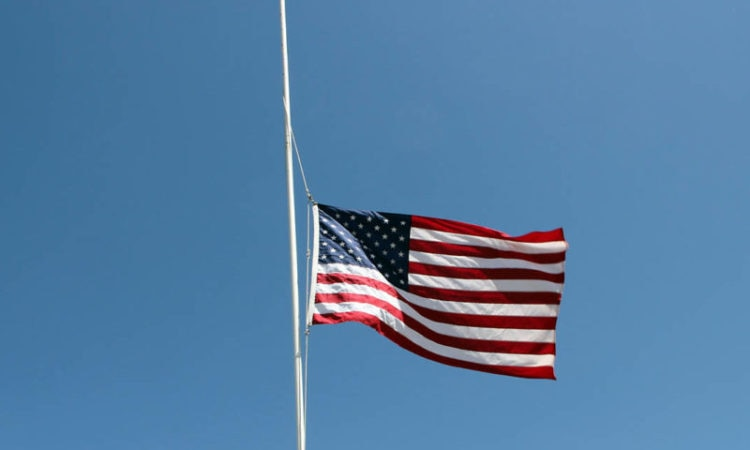 American-Flag-at-Half-Staff