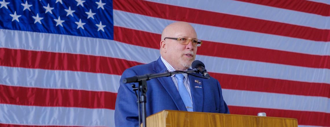 4th of July Reception Remarks by Ambassador James D. Melville, Jr.